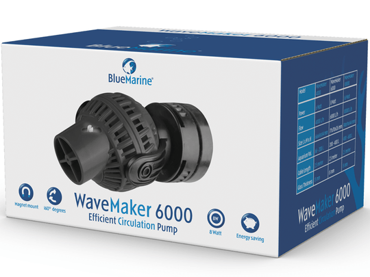 Blue Marine WaveMaker 6000
