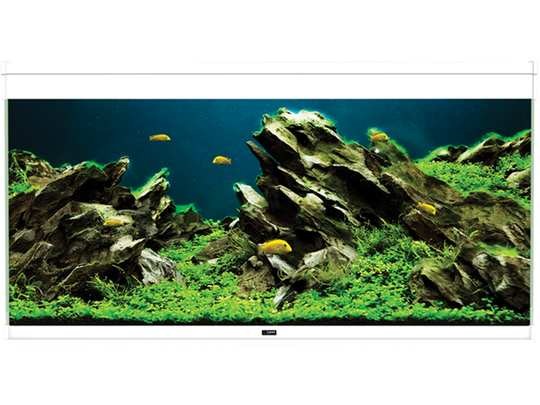 Ciano Emotions Nature Pro 120 Wit Aquarium