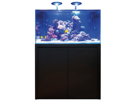 Blue Marine Reef 350 Zwart Aquarium + Meubel