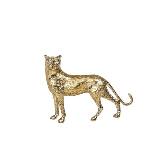 &KLEVERING STATUE PANTHER