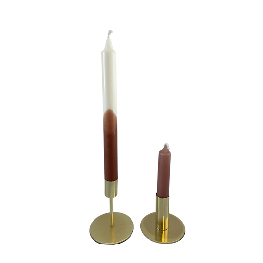 CANDLE HOLDERS GOLD