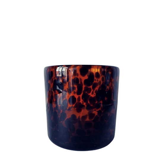 LEOPARD TEALIGHT HOLDER