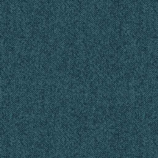 Winter Wool - Wool Tweed - Dark Teal