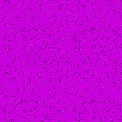 Color Theory - Swirling Scroll - Boysenberry