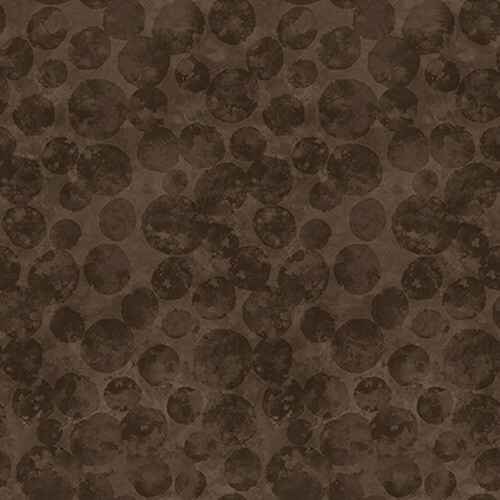Tessellations Twice - Dots Brown - 9953-39