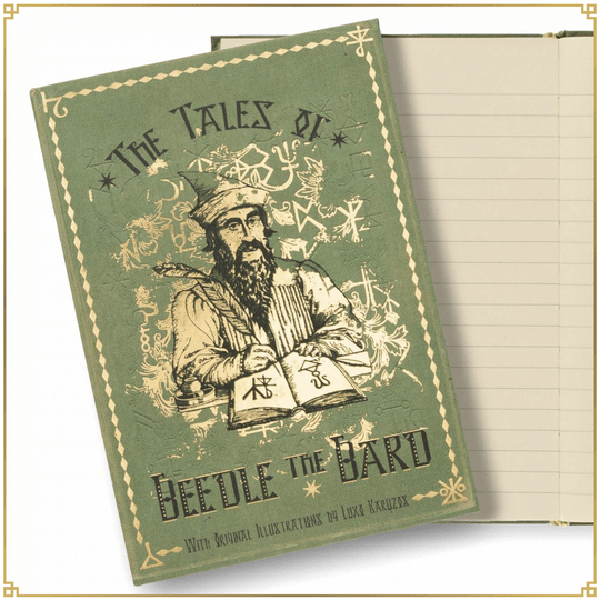 """Harry Potter - """"The Tales of Beedle the Bard"""" Journal - MinaLima"""