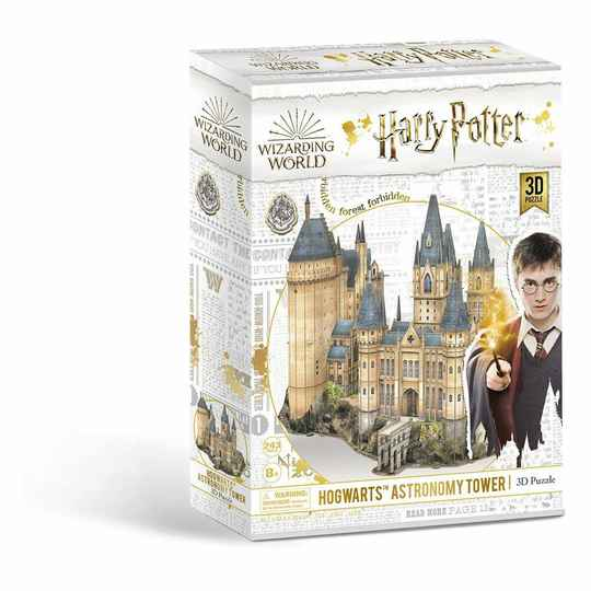 Harry Potter - Hogwarts Astronomy Tower 3D Puzzle