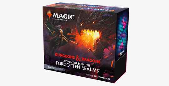 Adventures in the Forgotten Realms - Bundle - English