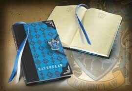 Harry Potter - Ravenclaw Diary - The Noble Collection