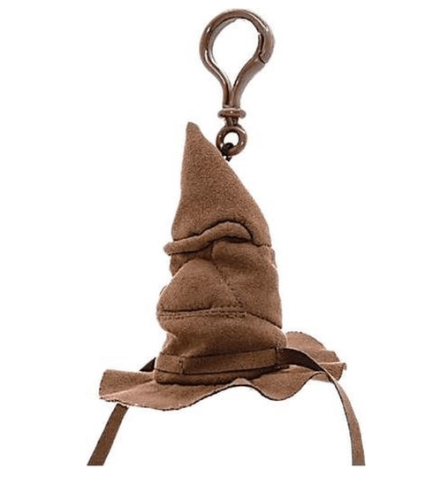 Harry Potter - Sorting Hat Plush Key Chain With Sound - 10 CM