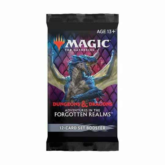 Adventures in the Forgotten Realms - Set Booster - English