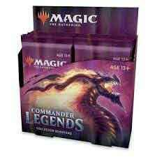 Commander Legends - Collector Booster Box - English