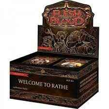 Flesh and Blood - Welcome to Rathe Unlimited - English