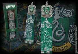 Harry Potter -  Slytherin Bookmark - The Noble Collection