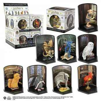 Harry Potter - Magical Creatures Mystery Cubes- 7 CM (Random Figure)- The Noble Collection
