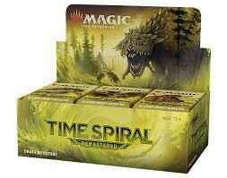 Time Spiral Remastered - Draft Boosterbox - English