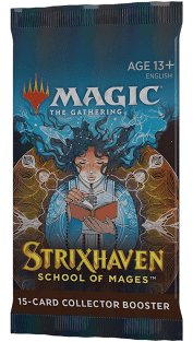 Strixhaven - Collector Booster - English