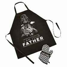 Star Wars - Fathers Day Apron & Oven Gloves