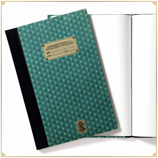 Harry Potter - 1910 Ravenclaw Replica Exercise Book - MinaLima