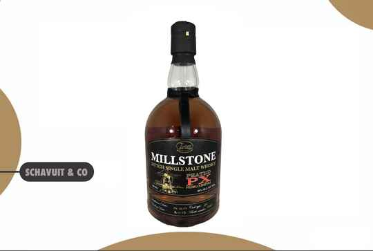 Millstone	Peated PX | Whiskey (NL/BE)