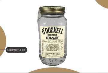 """O'Donnell Moonshine """"High Proof"""""""