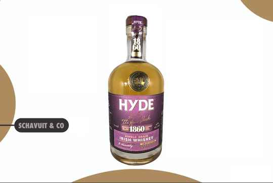 Hyde No.5 Burgundy Finish | Whiskey