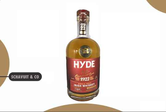 Hyde No.4 Rum Finish | Whiskey
