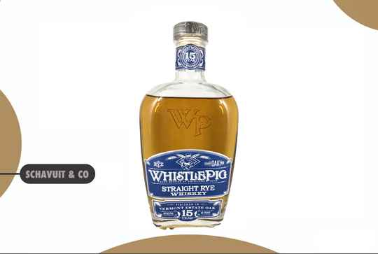 Whistlepig Straight Rye 15Y