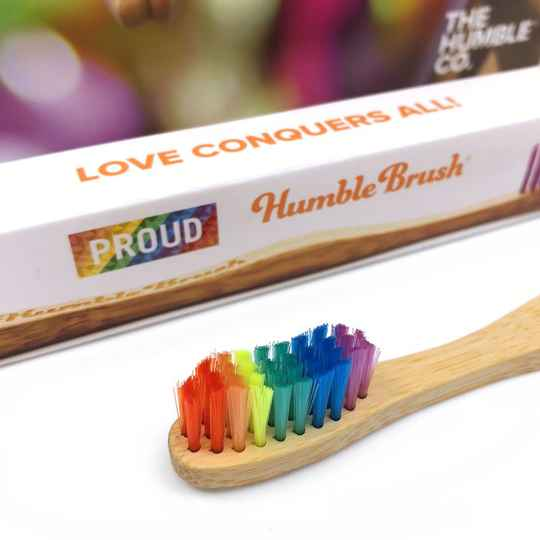 Humble Brush - SOFT - special edition 'Proud'