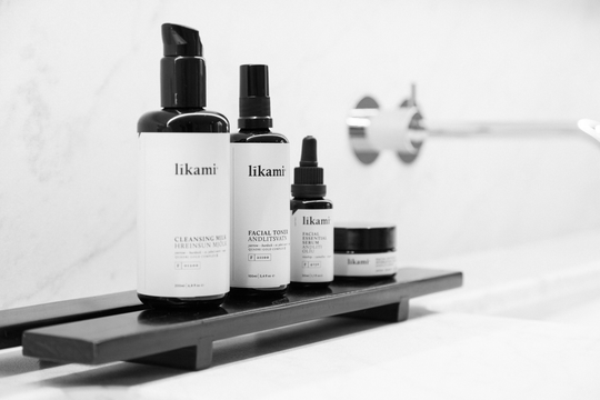 LÍKAMI - FACIAL CARE KIT
