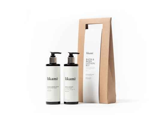 LÍKAMI - BATH & BODY LOTION KIT