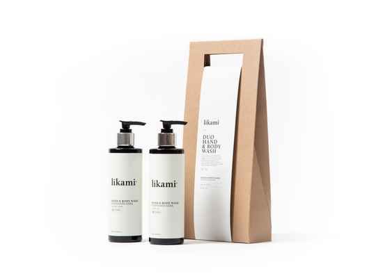 LÍKAMI - DUO HAND- & BODY WASH