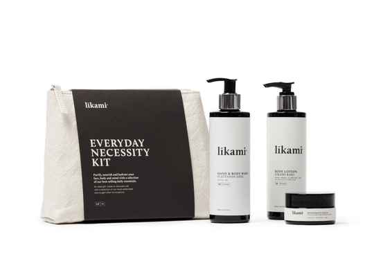 LÍKAMI - EVERYDAY NECESSITY KIT