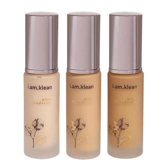 I.AM.KLEAN - KLEAN LIQUID GLOW FOUNDATION