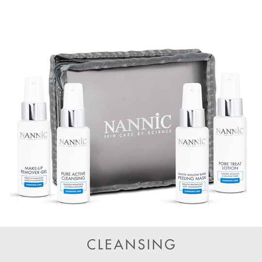 Travel Size Cleansing Bag