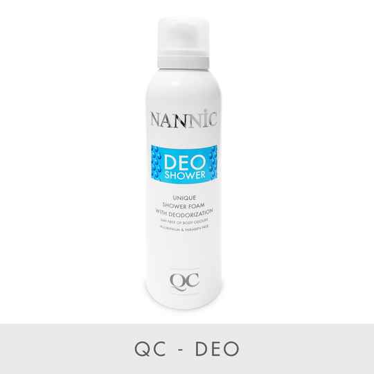 QC Deo Shower 150ml