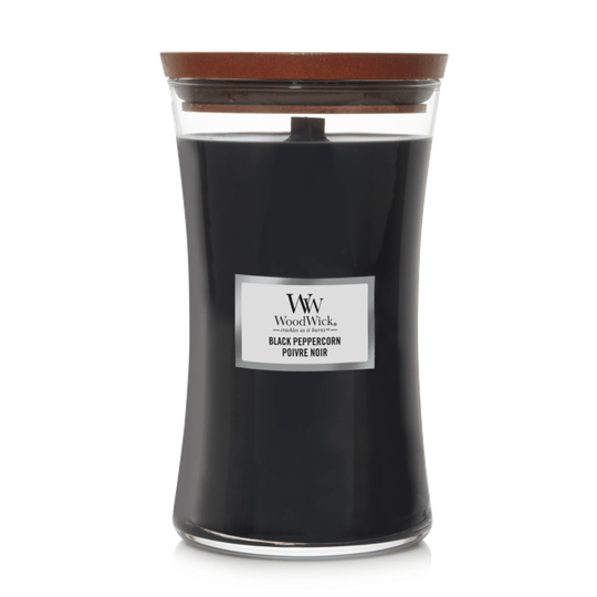 Black Peppercorn Large Candle