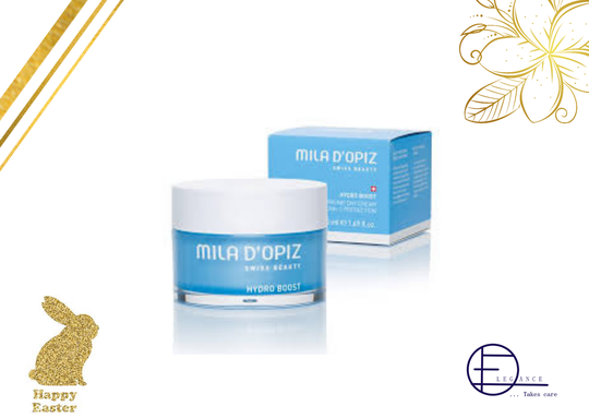 Moisturising Day Cream with UVA-1 protection