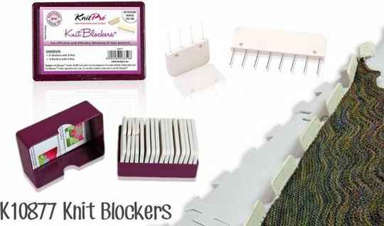 KP Knitblockers - wit