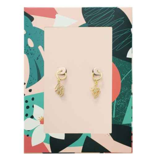 EARRINGS MAMA GOLD