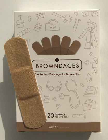 Browndages WHEAT