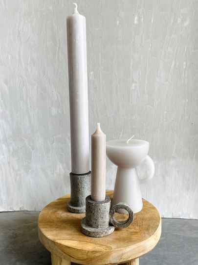 CANDLE SET SOFT WITH LOVE