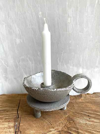 AUTHENTIC CANDLE HOLDER