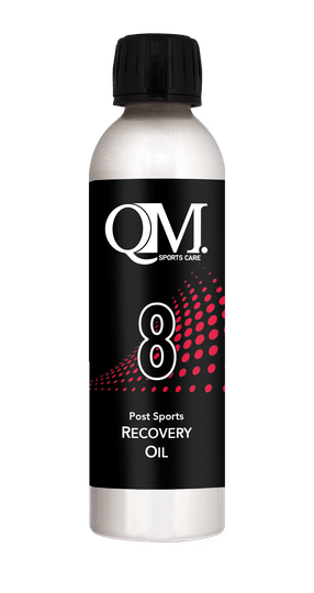 QM8 Post Sports Recovery oil 200ml