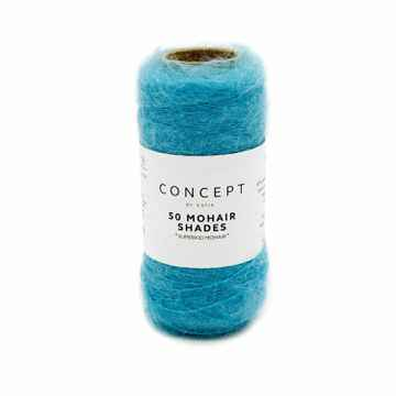 50 mohair shades - 26 - Turquoise