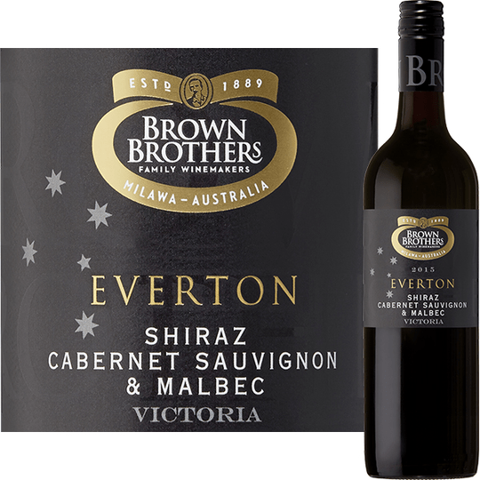"""Everton Red, """"Limited Release"""" Brown Brothers, Australië"""