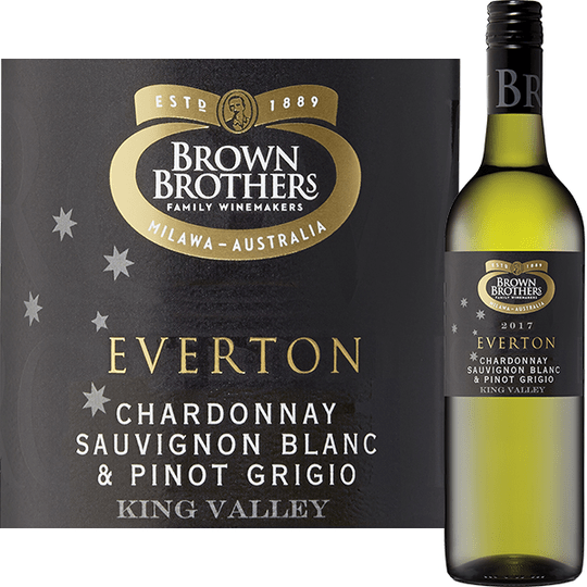 "Everton White, ""Limited Release"" Brown Brothers Australië"