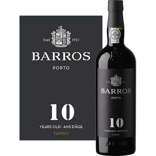 Porto Barros Tawny 10 Years Old