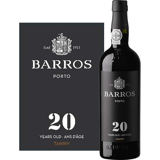 Porto Barros Tawny 20 Years Old