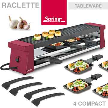 SPRING RACLETTE 4 COMPACT